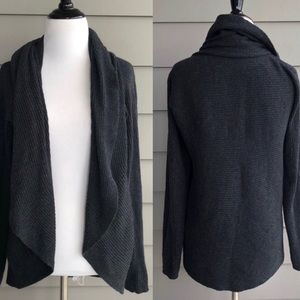 Michael Stars Cashmere Wool blend cardigan sweater